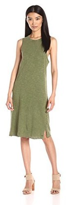 Vero Moda Women's Alex Sleeveless Tee Shirt Dress