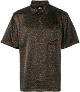 Stussy printed style shirt