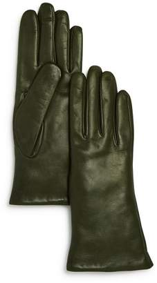 Bloomingdale's Cashmere-Lined Leather Gloves - 100% Exclusive