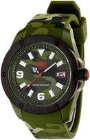 Ice Watch Ice-Watch Men's Ice Army IA.KA.XL.R.11 Plastic Quartz Watch