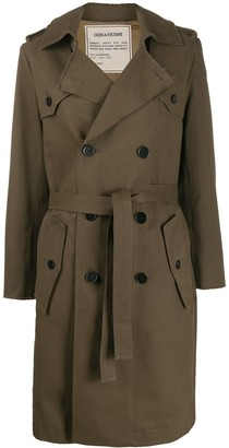 Zadig & Voltaire Mia trench coat