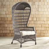Pier 1 Imports Sunset Pier Gray Dome Chair
