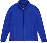 Patagonia Boys%27 Radiant Flux Fleece Jacket