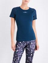 adidas by Stella McCartney Training stretch-jersey T-shirt