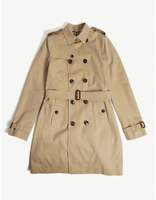 Burberry Mayfair trench coat 3-14 years