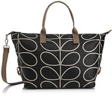 Orla Kiely Core Linear Zip Holdall Top Handle Bag