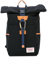 MASTERPIECE Master Piece contrast detail backpack