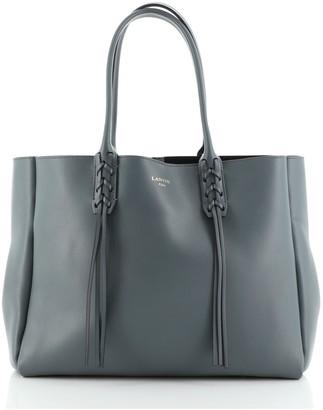 Lanvin Nela Shopper Tote Leather Small