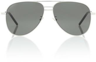Saint Laurent Classic SL 11 aviator sunglasses