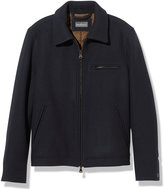 L.L. Bean Signature Wool Bomber Jacket