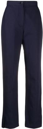 YMC High Rise Slim Trousers