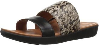 FitFlop Women's Delta Slide Sandals Flat