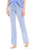 PJ Salvage Summer Stripes Challis Sleep Pants