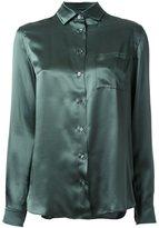 Aspesi patch pocket blouse