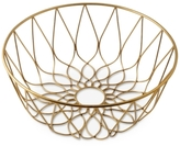 Thirstystone Old Hollywood Gold-Tone Wire Bowl