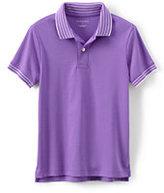 Classic Boys Short Sleeve Supima Polo-Vintage Violet