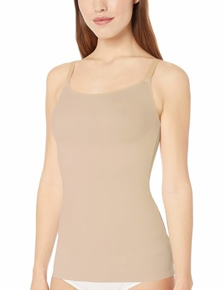 Maidenform Women's Cover Your Bases SmoothTec Shaping Camisole Camouflage