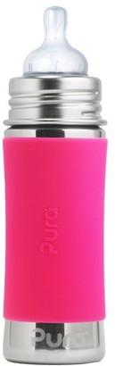 Pura Infant Bottle Pink 11oz