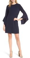 One Clothing Women's Bell Sleeve Shift Dress