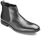 Jacamo Soleform Formal Chelsea Boot Extra Wide Fit