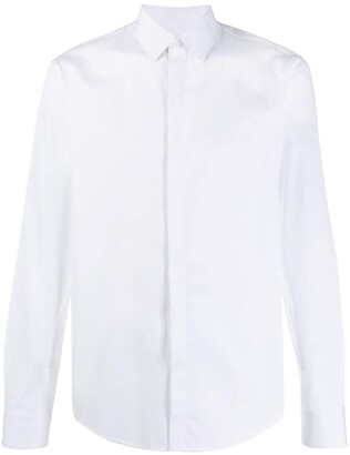Sandro Paris button-up shirt