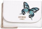 GUESS Flutter Double Date Wallet