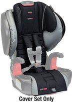 Britax Pinnacle ClickTight Harness-2-Booster Car Seat Cover Set, Manhattan by USA