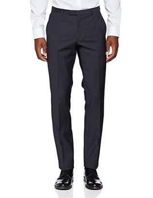 Bugatti Men's 788400-901 Suit Trousers, Grey (Anthrazit 0)