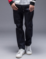 "Bedwin&the Heartbreakers Bedwin & The Heartbreakers ""Charls"" Tapered Fit Raw Denim Pants"