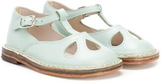 Pépé Lucy cut-out sandals