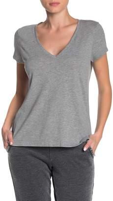 Jason Scott Heathered V-Neck T-Shirt