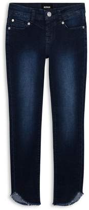 Hudson Jeans Little Girl's & Girl's Alani Ankle Crop Jeans