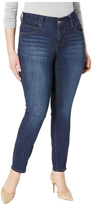 Jag Jeans Plus Size Cecilia Skinny Jeans (Night Breeze) Women's Jeans