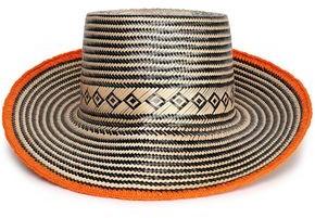 Yosuzi Woven Straw Hat