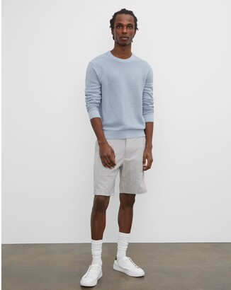 "Club Monaco Maddox Chambray 9"" Shorts"
