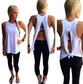 Tenworld Women Summer Vest Top Cotton T-Shirt Sleeveless Blouse Casual Tank Sexy