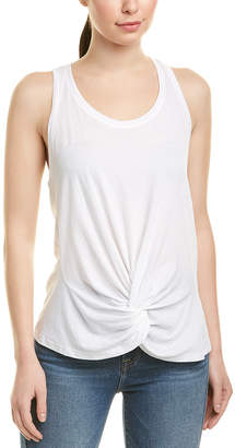 7 For All Mankind Seven 7 Twist Front Racer Tank