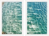 The Well Appointed House Beach Scene II Diptych Framed Wall Art