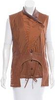 Yigal Azrouel Two-Piece Vest Set