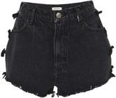 Manoush Bow Denim Shorts