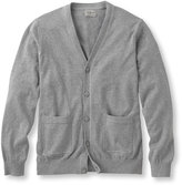 L.L. Bean Cotton/Cashmere Sweater, Cardigan