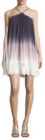 Young Fabulous & Broke Lissa Ombre Shift Dress