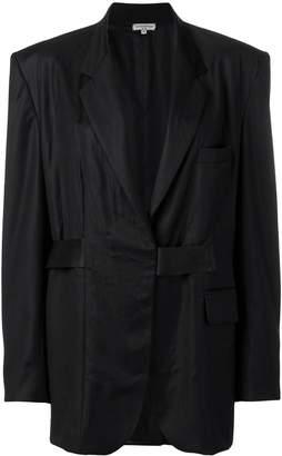 Natasha Zinko maxi formal blazer