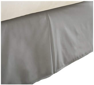 IENJOY HOME Becky Cameron Premium Ultra Soft Luxury Bed Skirt Dust Ruffle, Gray, K