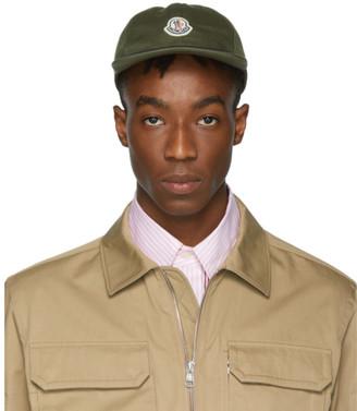 Moncler Khaki Berretto Cap