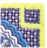 Mary Katrantzou Fan print scarf - women - Modal/Cashmere - One Size