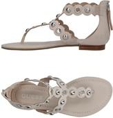 GUESS Toe strap sandals