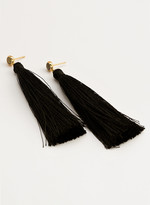 Gorjana Tulum Gemstone Tassel Earrings