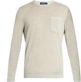 Polo Ralph Lauren Long-sleeved cashmere T-shirt