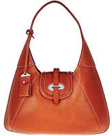 Dooney & Bourke As Is Florentine Toscana Front Stich Hobo Bag